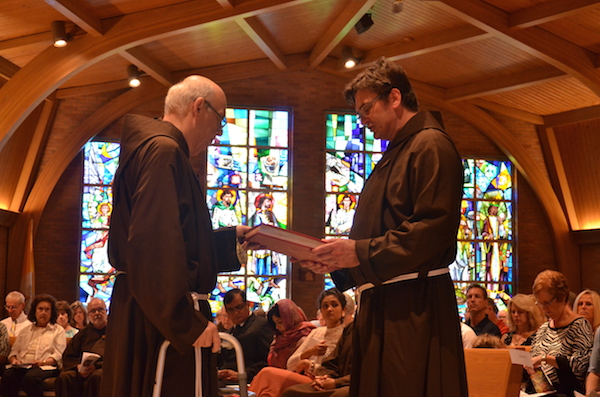 First Vows, Jubilees, and Final Vows | Capuchin Franciscan