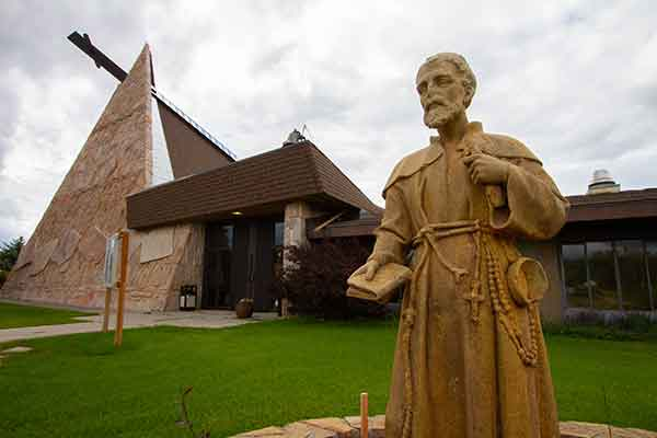 St. Labre Parish, Ashland, Montana