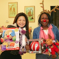 House of Peace Christmas Toy Drive